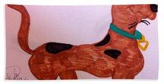 Scooby-doo Hand Towel