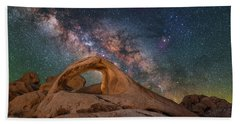 Scorpius And Its Arch Hand Towel