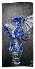 Scotch Dragon Bath Towel