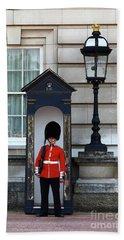 Scots Guard Buckingham Palace Hand Towel