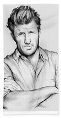 Scott Caan Hand Towel