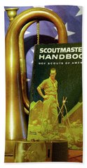 Scoutmaster Hand Towel