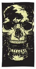 Scream Hand Towel