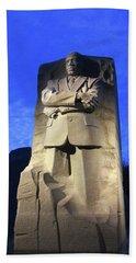 Sculptured Profile Martin Luther King Jr. Hand Towel