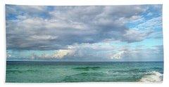 Sea And Sky - Florida Hand Towel
