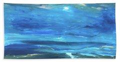 Sea And Sky Hand Towel