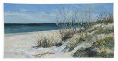 Sea Beach 1 - Baltic Hand Towel