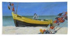 Sea Beach 4 - Baltic Bath Towel