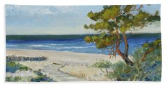 Sea Beach 6 - Baltic Bath Towel