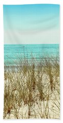 Sea Breeze Bath Towel by Colleen Kammerer