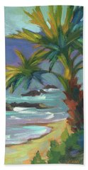 Sea Breeze Hand Towel by Diane McClary