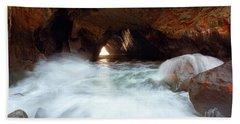 Sea Cave Bath Towel