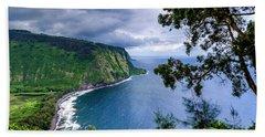 Sea Cliffs Hand Towel