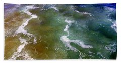 Creative Ocean Photo Hand Towel