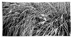 Sea Grass Bath Towel by Glenn Gemmell