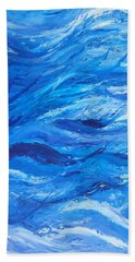 Sea 2 Bath Towel
