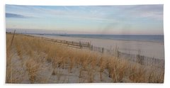 Sea Isle City, N J, Beach Bath Towel