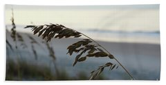 Sea Oats Hand Towel