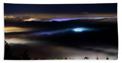 Sea Of Fog Bath Towel