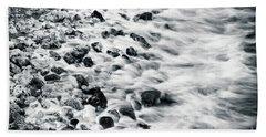 Sea Rocks Hand Towel