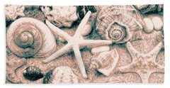 Sea Shells Collection Bath Towel