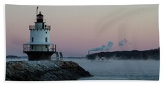Sea Smoke Hand Towel