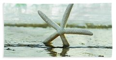 Sea Star Hand Towel