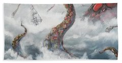 Sea Stories Bath Towel
