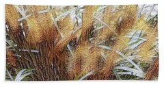 Seagrass Hand Towel