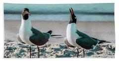 Seagull Serenade 4954 Hand Towel