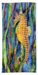 Seahorse Hand Towel