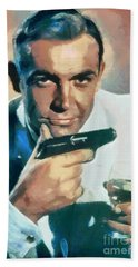 Sean Connery Collection - 1 Hand Towel