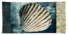 Seashell Souvenir Hand Towel
