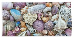 Seashells Bath Towel