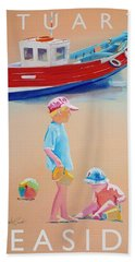 Seaside Hand Towel