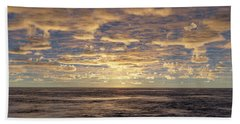 Bath Towel featuring the photograph Seaview by Mark Greenberg