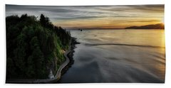 Seawall Bath Towel