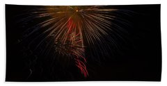 Seaworld Fireworks 3 Bath Towel