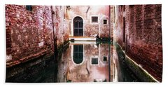 Secluded Venice Hand Towel
