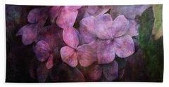 Secret Hydrangea 1538 Idp_2 Bath Towel