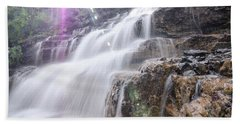 Secret Waters Flow Hand Towel