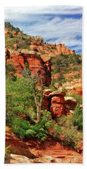 Sedona I Bath Towel