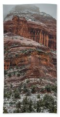 Sedona Snow Hand Towel