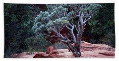 Sedona Tree #3 Bath Towel