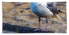 See The Gull Bath Towel