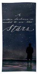 See The Stars Bath Towel
