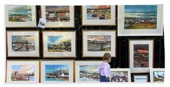 1500 Images Of Ireland........... Buy One A Year And  You Will Have A Starter Collection In 5 Years. Bath Towel