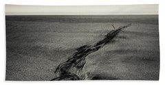 Seilebost Sand Tracks Bath Towel