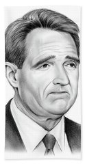 Sen Jeff Flake Bath Towel