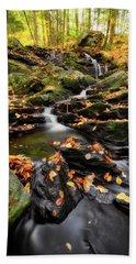 Senter Falls Bath Towel